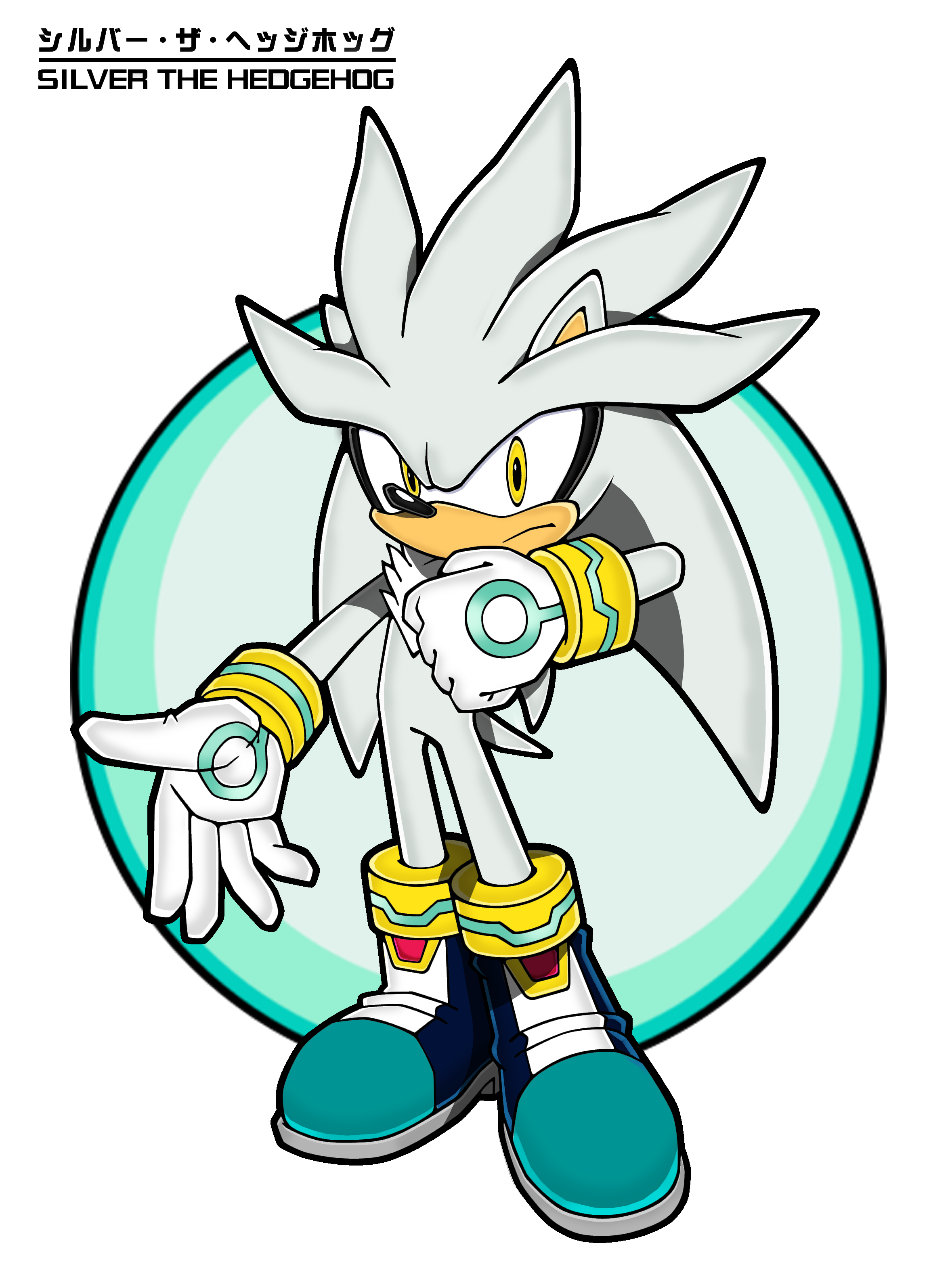 2358x3189 Sonic The Hedgehog Clipart Channel