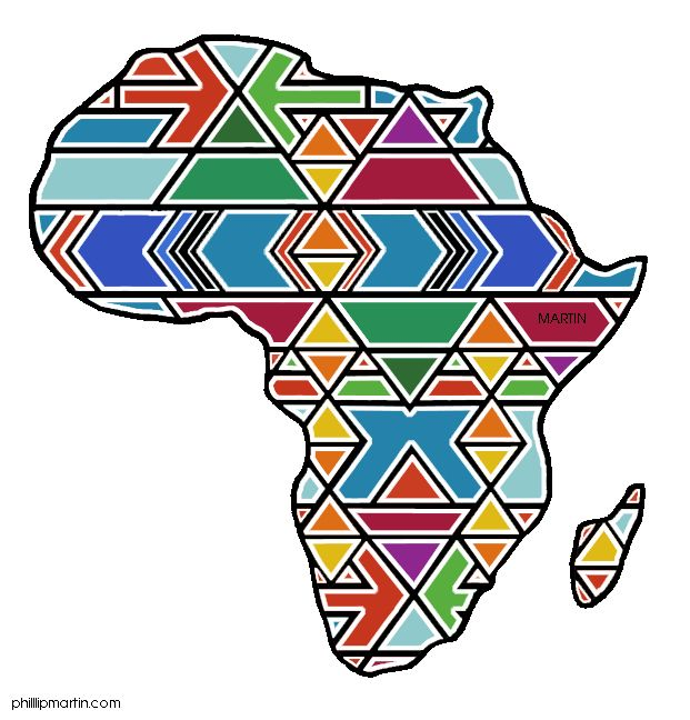 South Africa Clipart