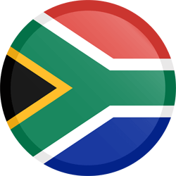 250x250 South Africa Flag Clipart