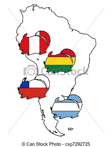 360x470 Chinchilla South America Clipart Vector