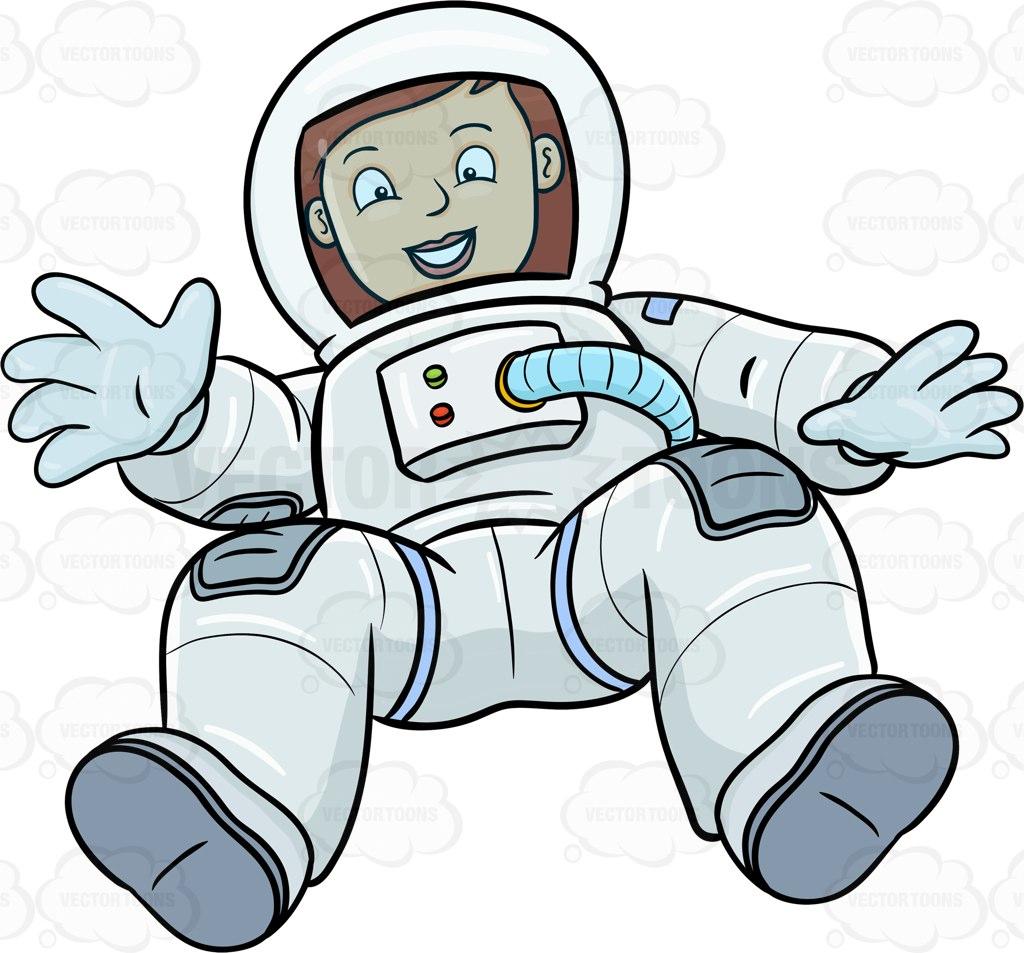 1024x953 Fresh Design Astronaut Clip Art Free Clipart Black And White