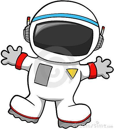 395x450 Fancy Astronaut Helmet Clipart
