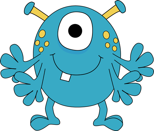 500x425 Monster Clipart Monster Clipart For Kids Four Arm Monster Clip Art