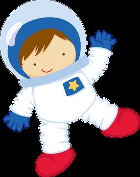 286x362 Adesivo Astronauta Clip Art, Spaces And Svg File