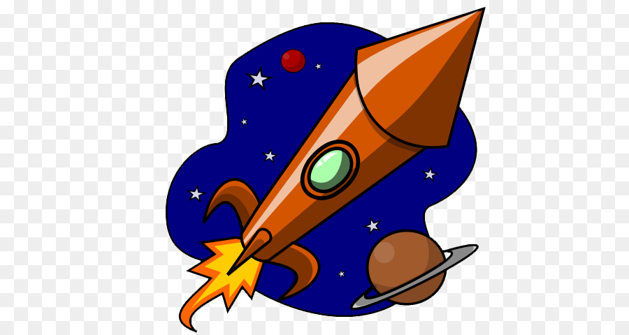 Space Rocket Clipart At Getdrawingscom Free For Personal Use