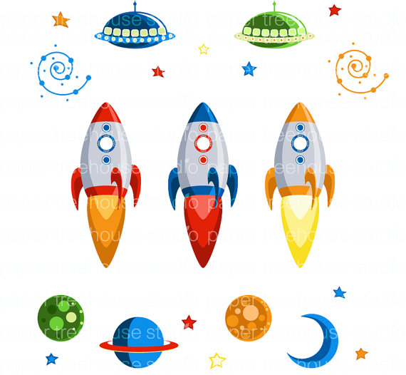570x526 Outer Space Clip Art. Rocketship Clip Art. Outerspace