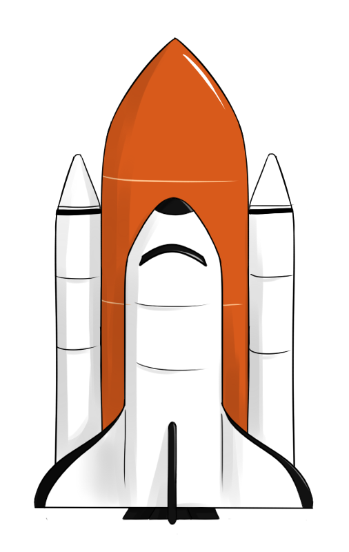 506x800 Nasa Spaceship Clipart Page 4 Pics About Space