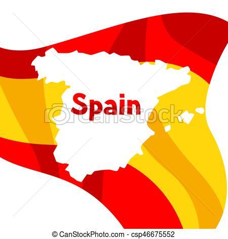 Spain Flag Clipart