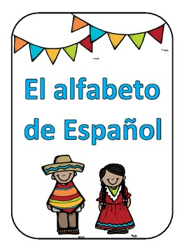 270x350 Spanish Alphabet Cards For Your Classroom By Williams Sisters Tpt