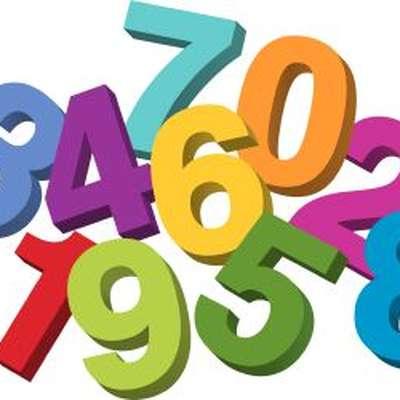 400x400 Spanish Numbers