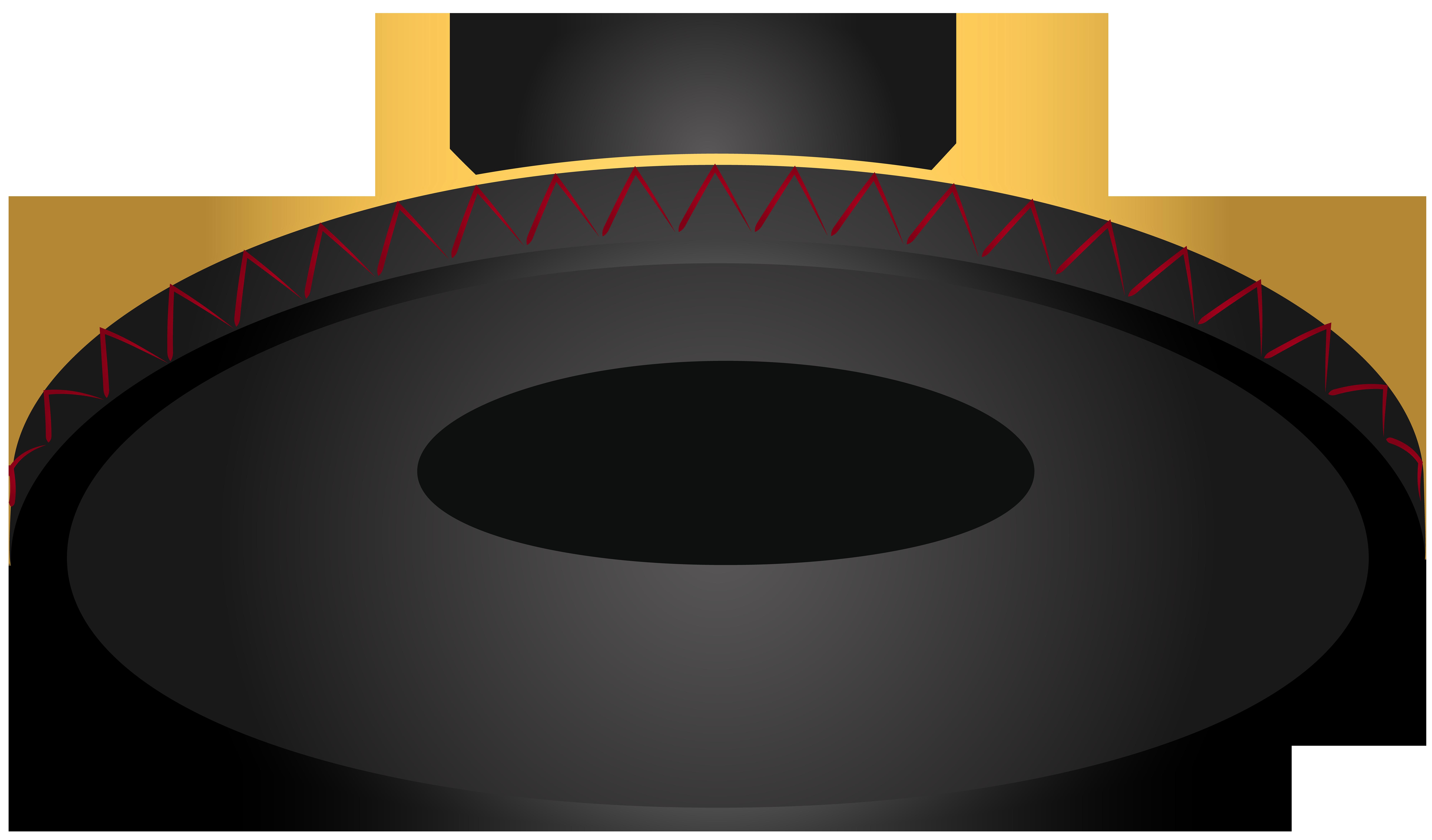 8000x4696 Black Spanish Hat Png Clip Art Imageu200b Gallery Yopriceville