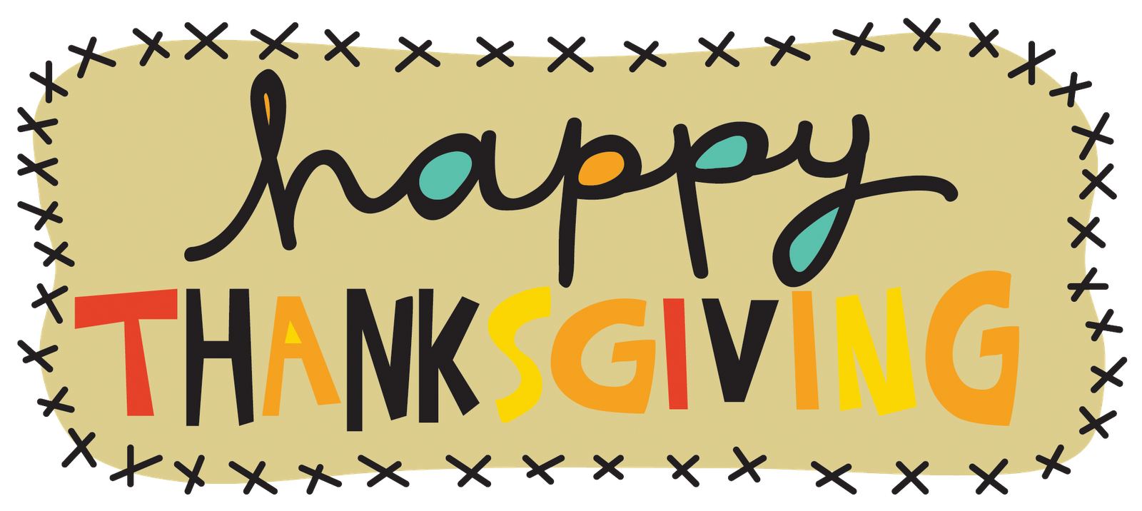 1600x716 Thanksgiving Clip Art In Spanish Happy Easter Amp Thanksgiving 2018