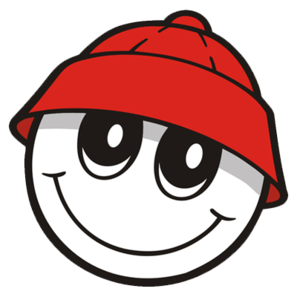 300x300 Sparky Face Free Images