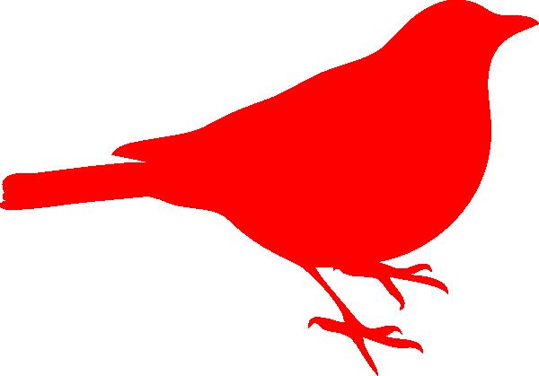600x419 Red Sparrow Clip Art