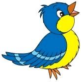 165x168 Bird Clipart Sparrow