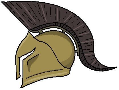 418x315 Spartan Helmet By Danezilla