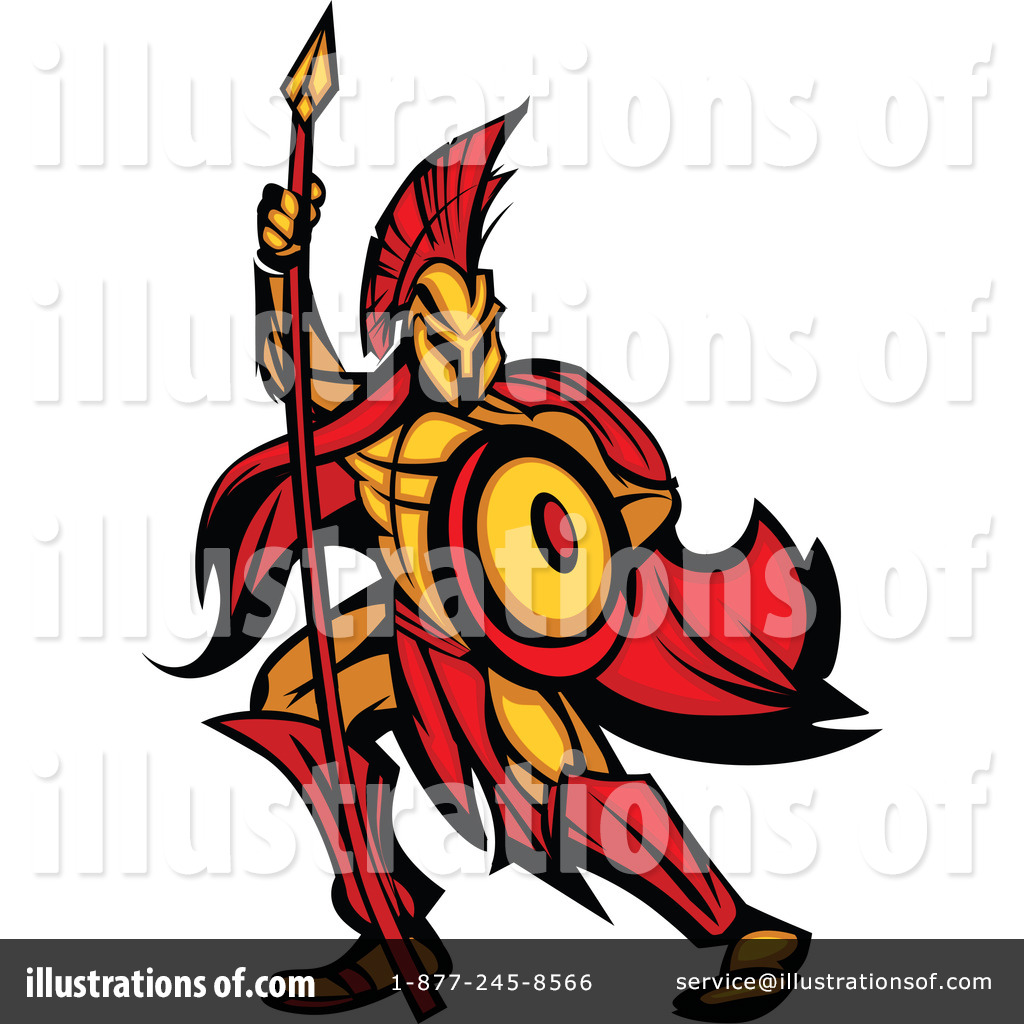 1024x1024 Spartan Clipart