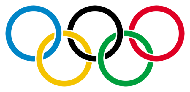 640x311 Clip Art Of The Olympic Rings Clip Art, Symbols And Tutorials