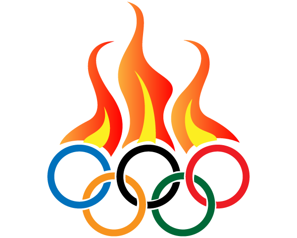 600x482 Olympic Symbol Clip Art
