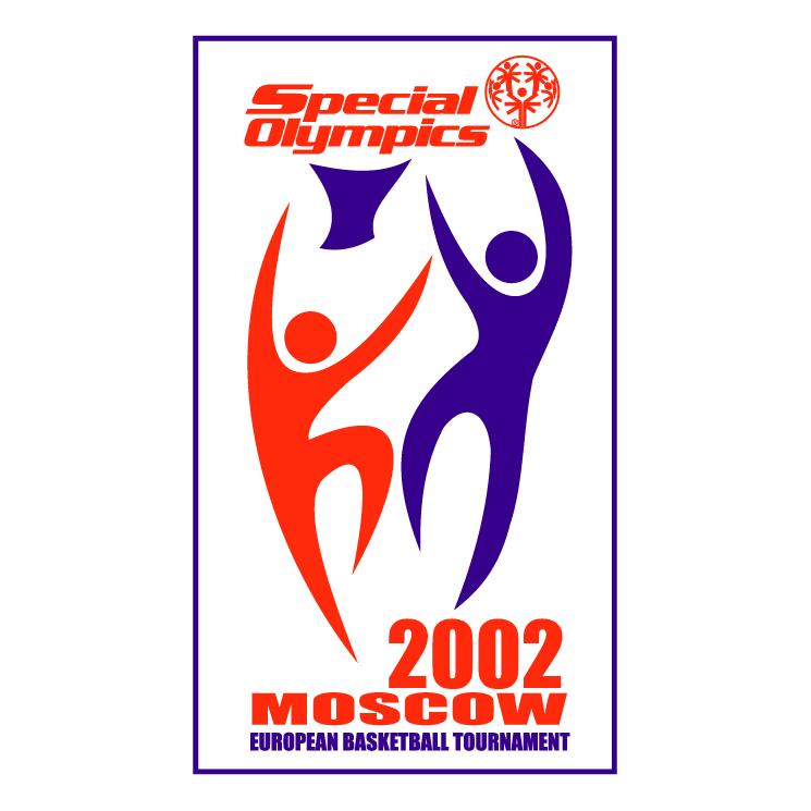 745x745 Special Olympics European Basketball Tournament Free Vector 4vector