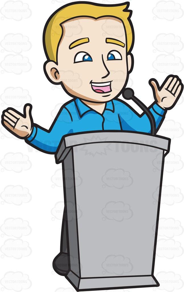 Speech Clipart