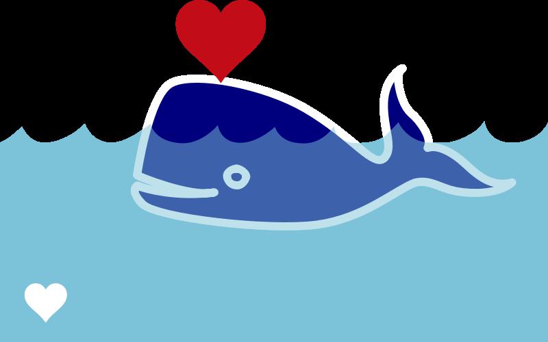 800x500 Whale Clip Art Free Clipartlook