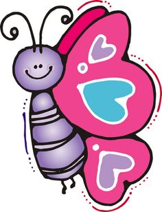 236x308 Spider Clipart Cute Butterfly