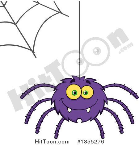450x470 Spiders Clipart