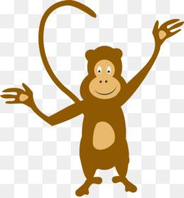 260x280 Baby Monkeys Clip Art