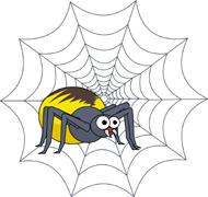 190x180 Free Spider Clipart