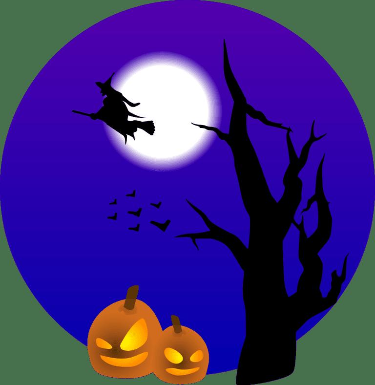 768x788 Halloween Clipart