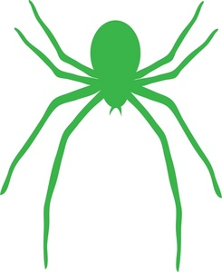 245x300 Alf Img Showing Green Spider Web Clip Art