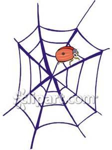 225x300 Ladybug Stuck In A Spider Web