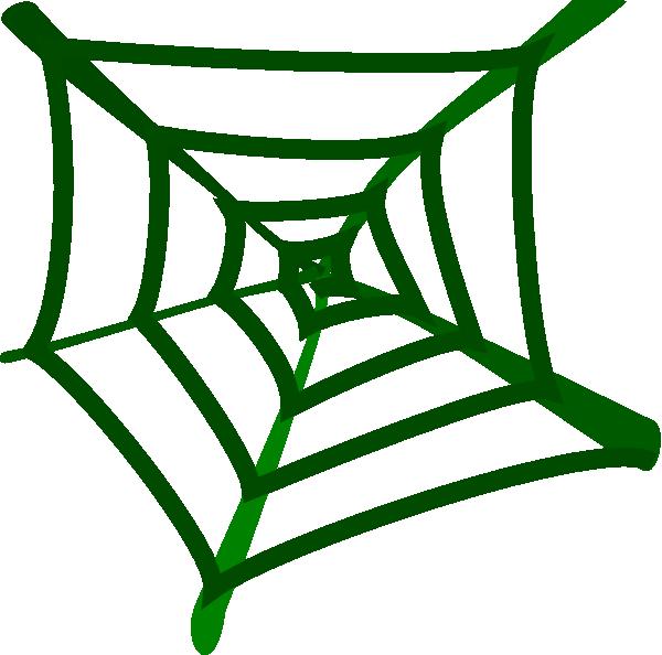 600x594 Spider Web Clipart