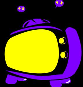 285x299 Tv Web Logo Color Clip Art Clipart Panda