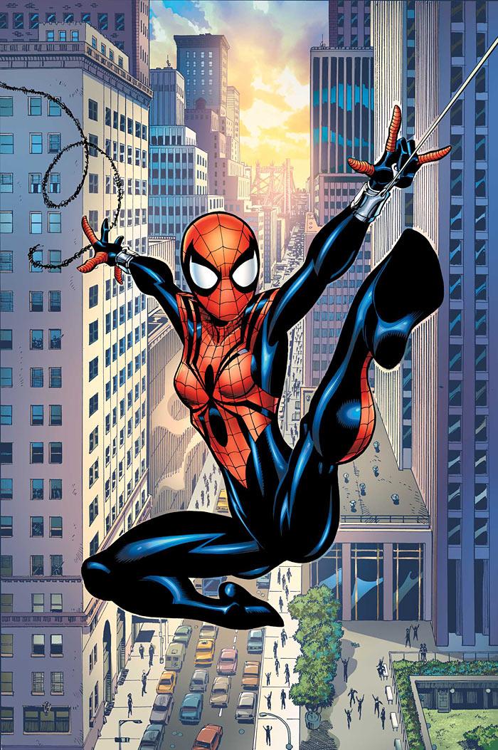 700x1053 Spider Girl Death Battle Fanon Wiki Fandom Powered By Wikia