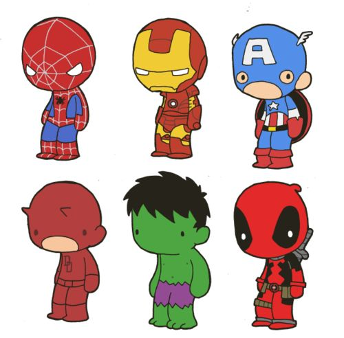 500x492 Spider Man Clipart Iron Man