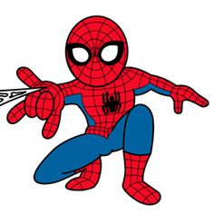236x236 Top 91 Spiderman Clip Art