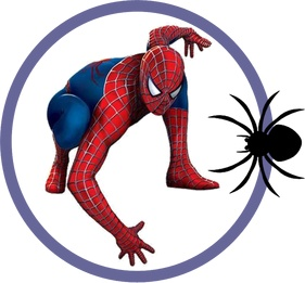 Spiderman Clipart Free