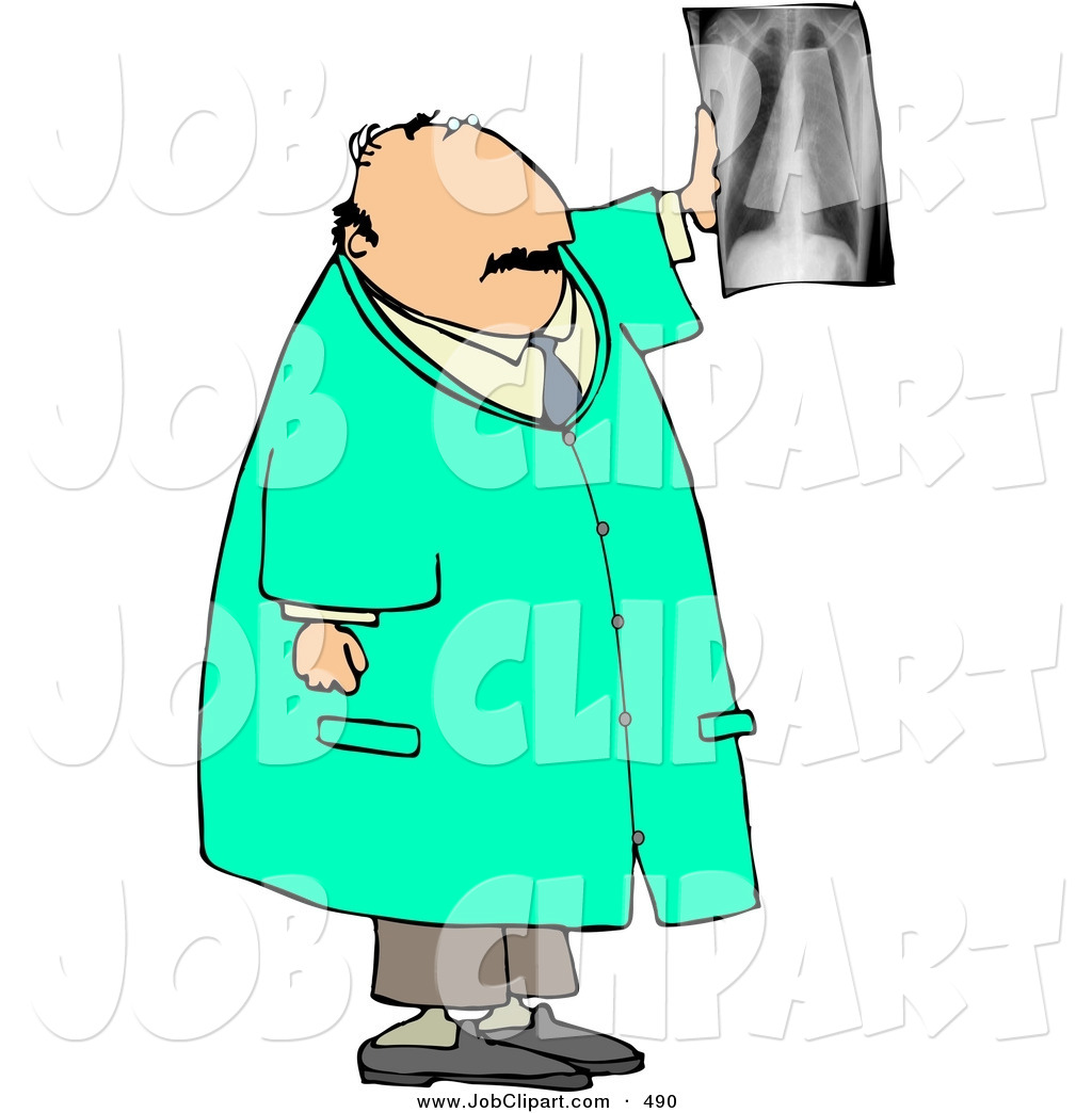 1024x1044 Job Clip Art Of A Fat Male Doctor Looking