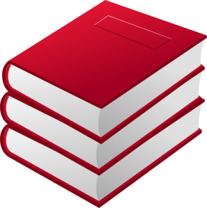 297x299 Stack Of Books Clipart Black And White Red Pile Clip Art