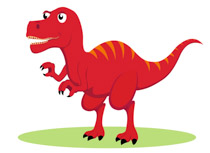 210x153 Free Dinosaurs Clipart