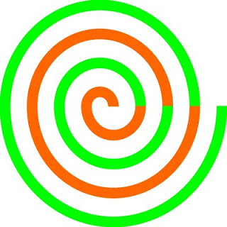 320x320 Spiral Clipart Clockwise