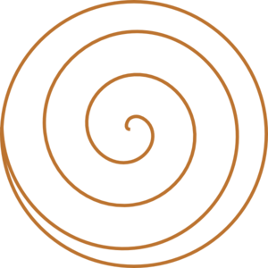 300x300 Thin Spiral Clip Art