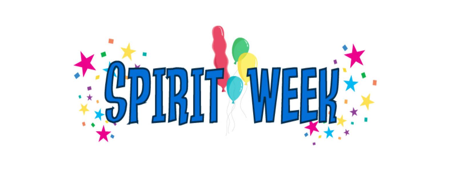 1600x640 Spirit Clipart Spirit Week