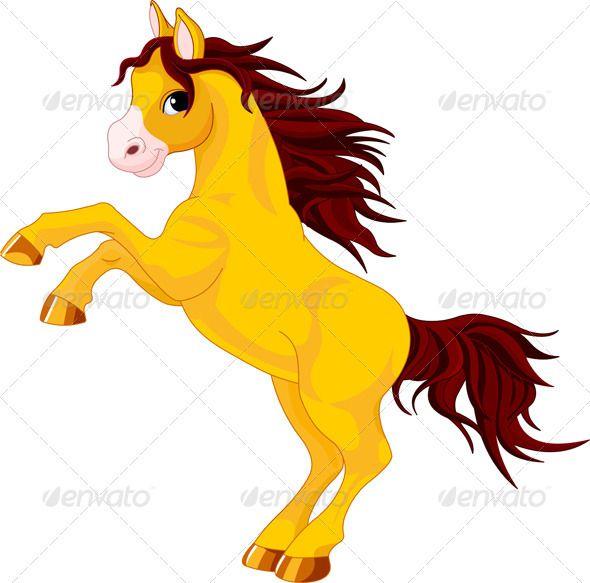 Spirit Stallion Of The Cimarron Clipart