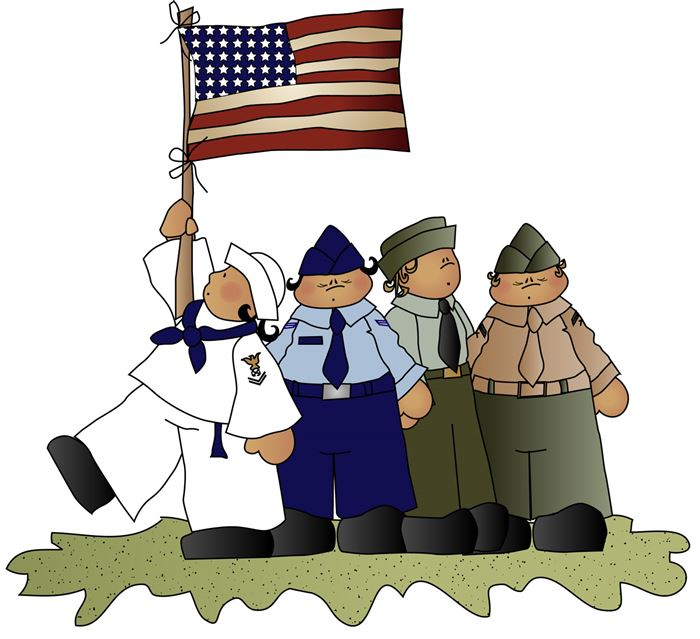 700x639 Free Military Clipart Collection