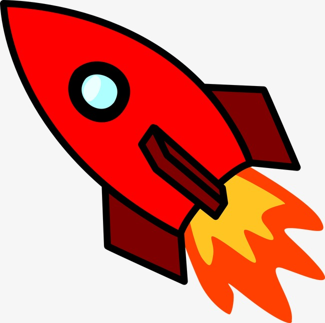 650x646 Red Fire Breathing Rocket, Red, Spitfire, Rocket Png Image
