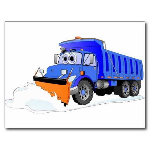 512x512 Snow Truck Cliparts