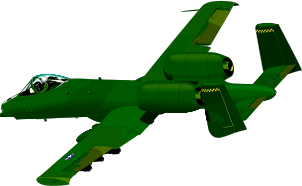 302x186 Army Aircraft Clipart